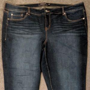 NWOT Torrid Premium Stretch Skinny Jeans